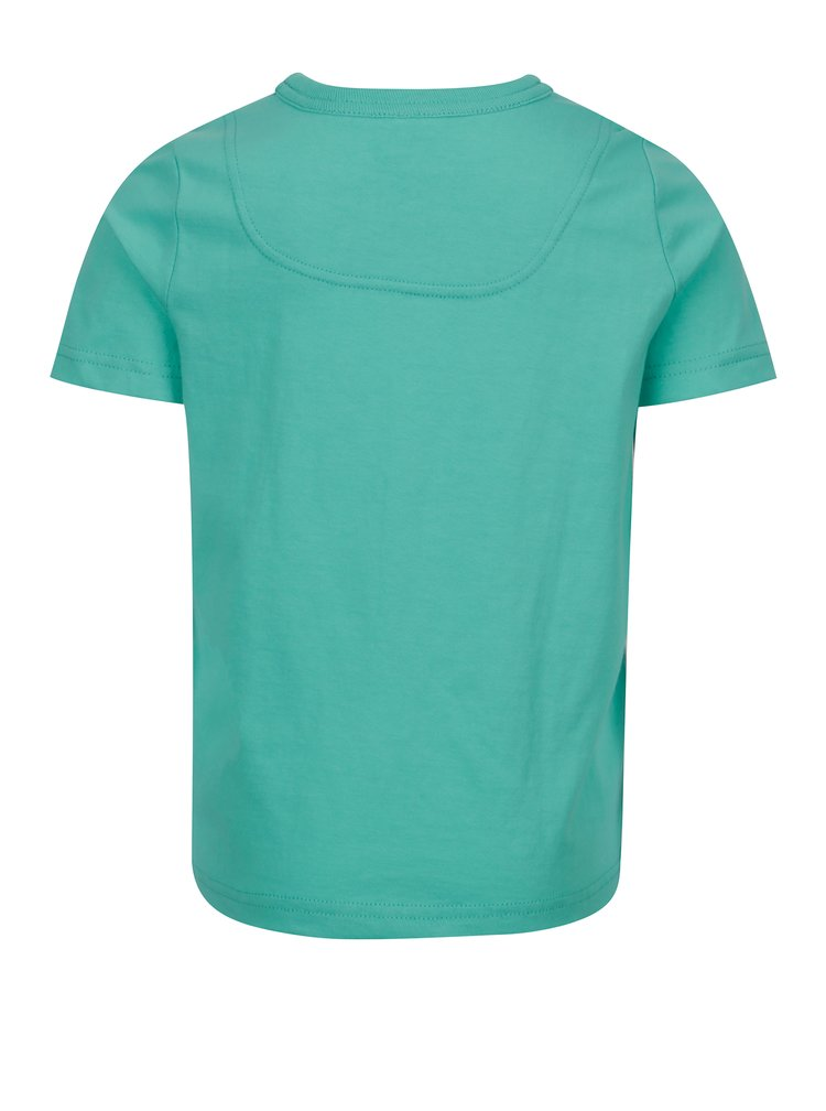 Zelené klučičí tričko s potiskem Tom Joule Ben