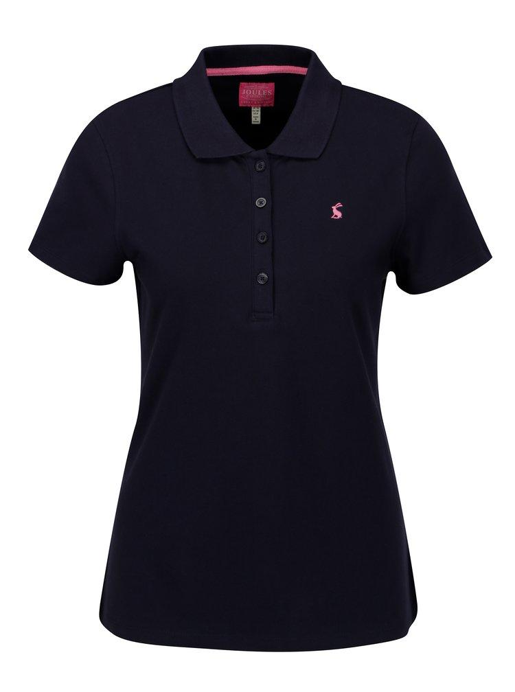 Tmavě modré polo tričko Tom Joule Pippa
