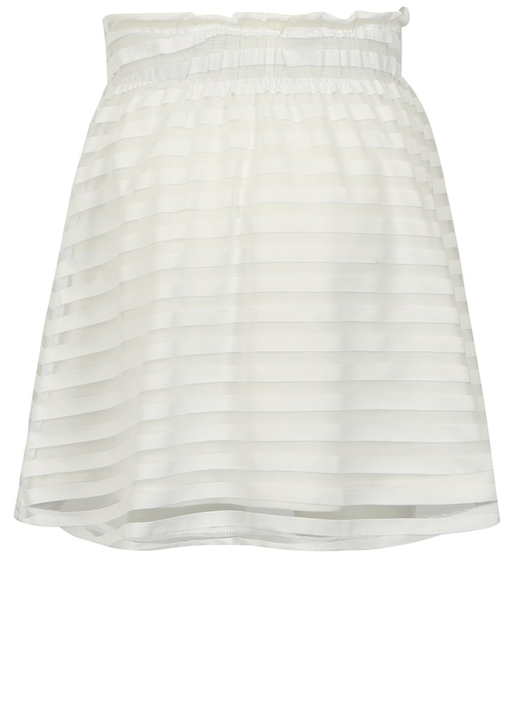 Krémová pruhovaná sukně name it Fikaja