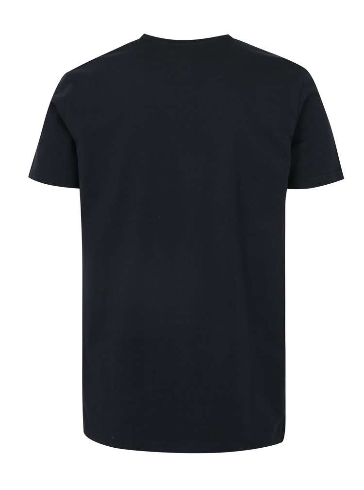 Tmavě modré pánské tričko LOAP Baston