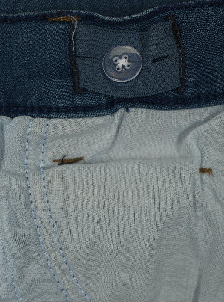 Modré klučičí džínové kraťasy name it Sofus