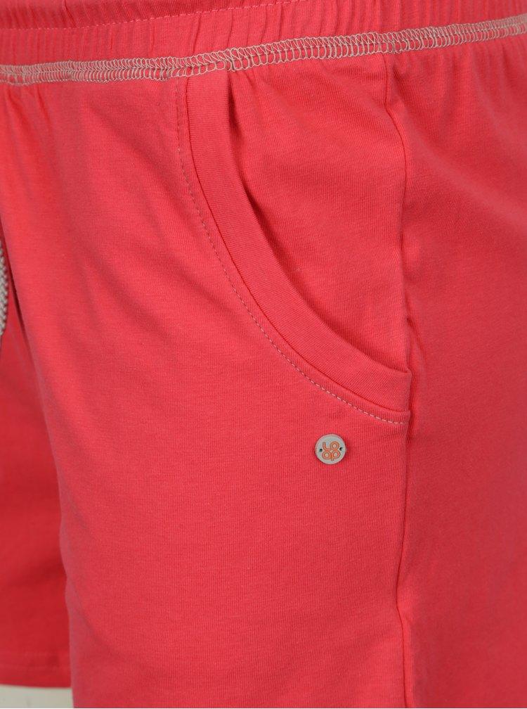 Růžové dámské kraťasy LOAP Bilie