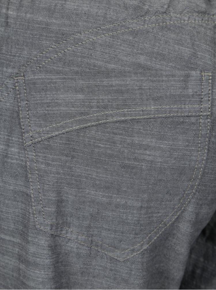 Šedé dámské kalhoty LOAP Nadeta