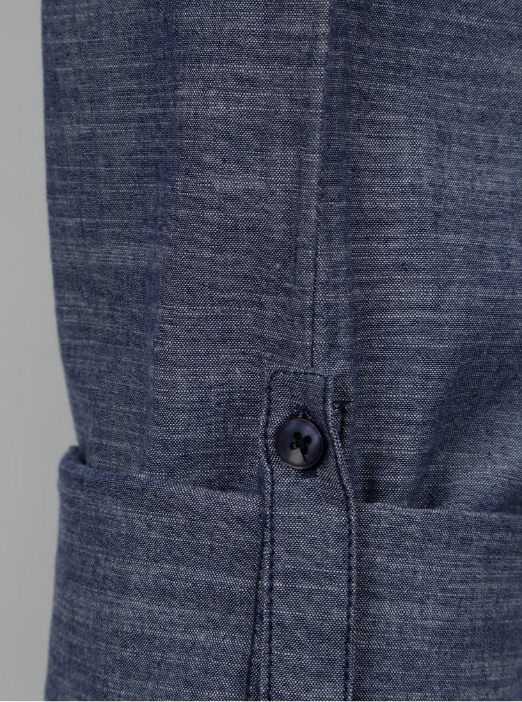 Modré dámske nohavice LOAP Nadeta