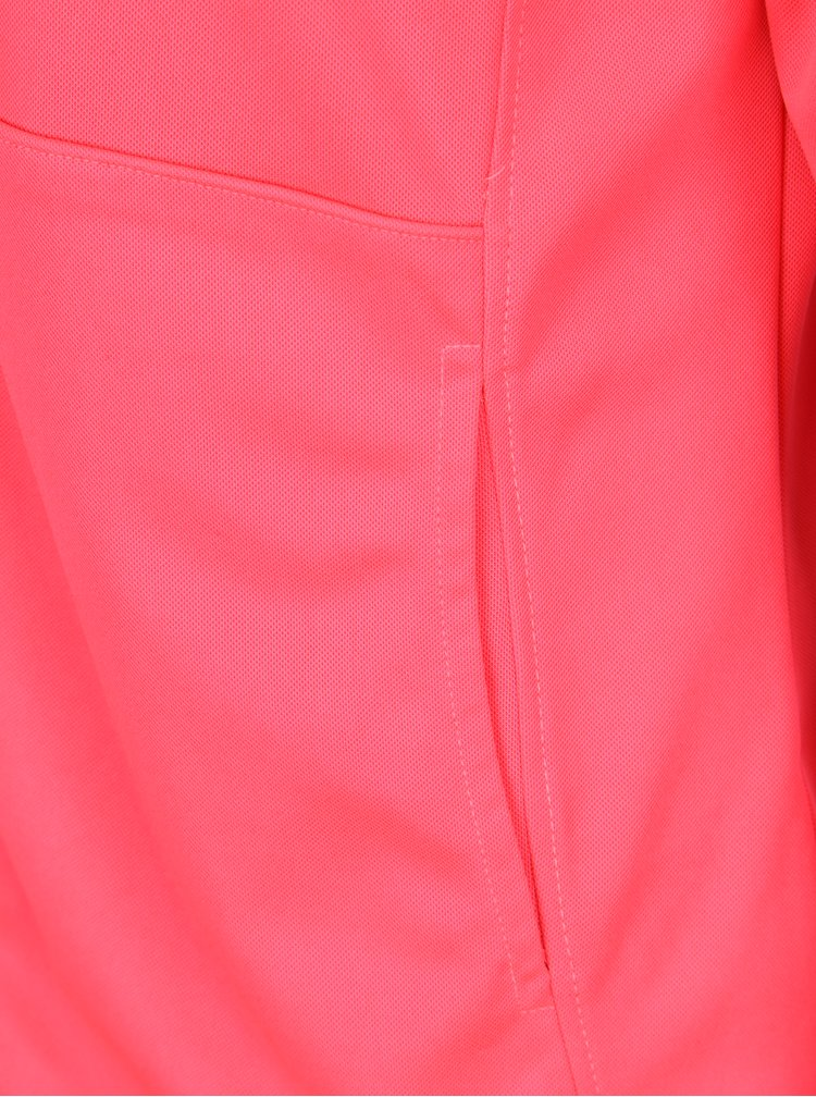 Neonově růžová dámská funkční mikina LOAP Margo