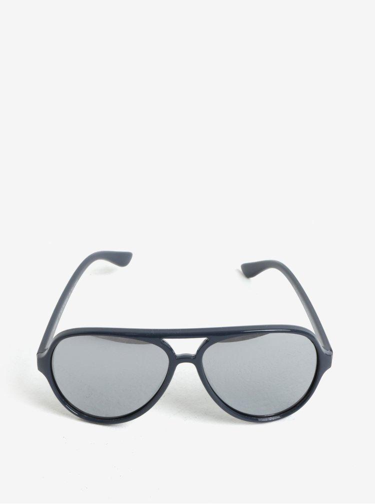 Tmavě modré dětské sluneční brýle name it Sun