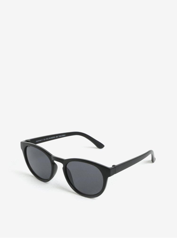 Černé dětské sluneční brýle name it Sun