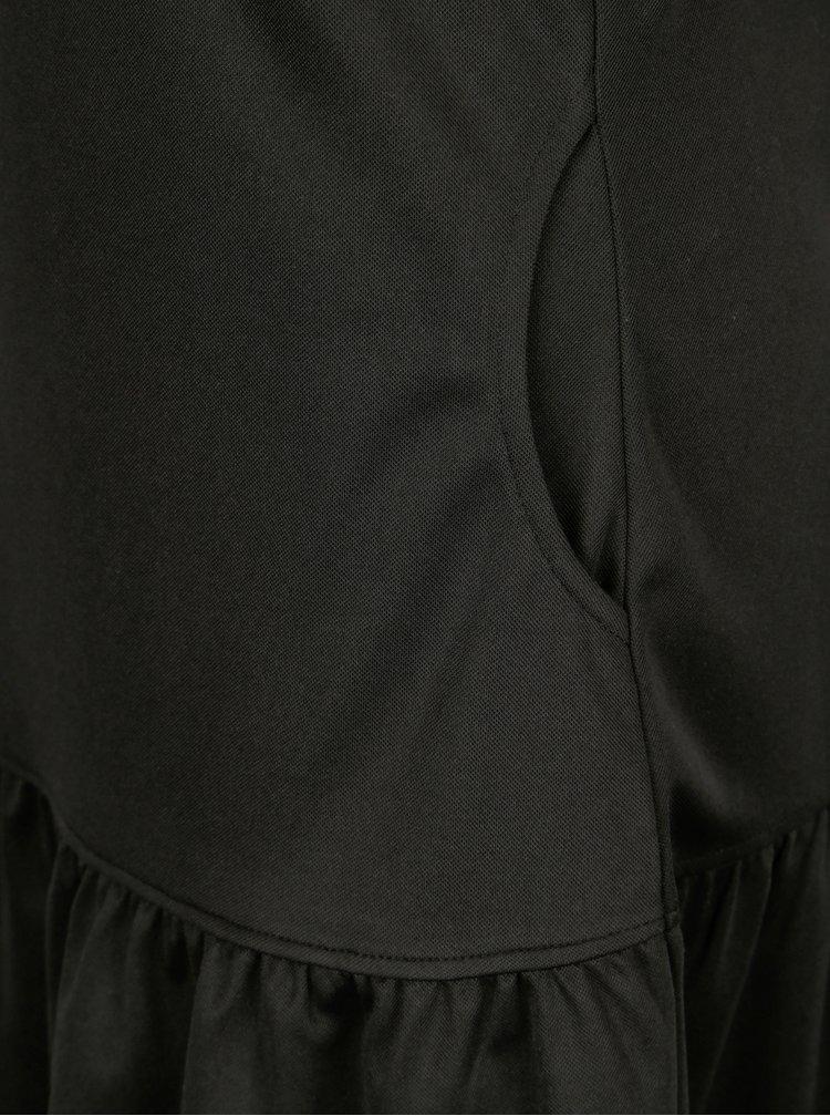 Černé šaty LOAP Monica