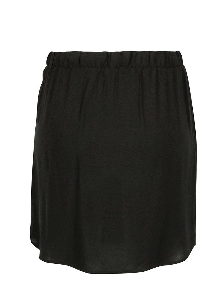 Čierna sukňa VERO MODA Boca