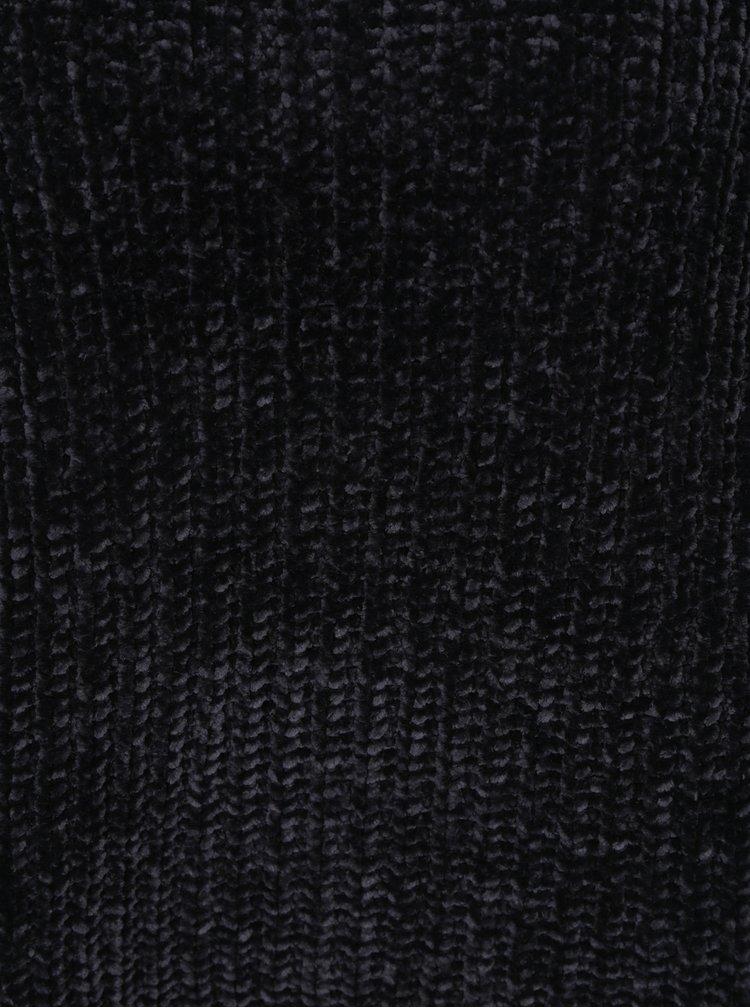 Černý svetr Jacqueline de Yong Mine