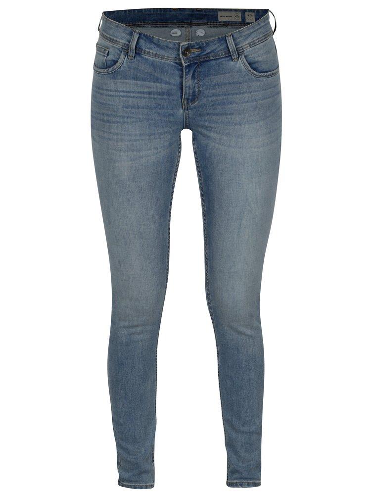 Modré slim fit džíny VERO MODA Five