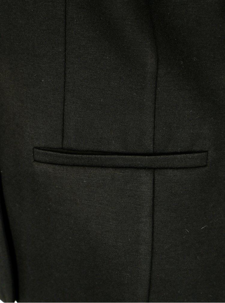 Černé dámské sako ONLY Poptrash
