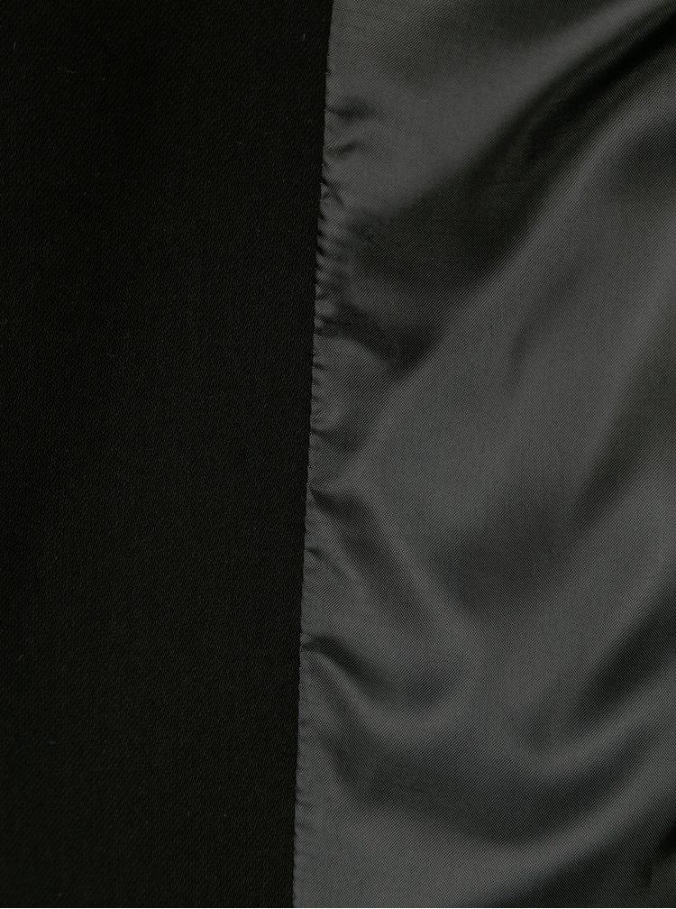 Sacou negru fara inchidere Dorothy Perkins