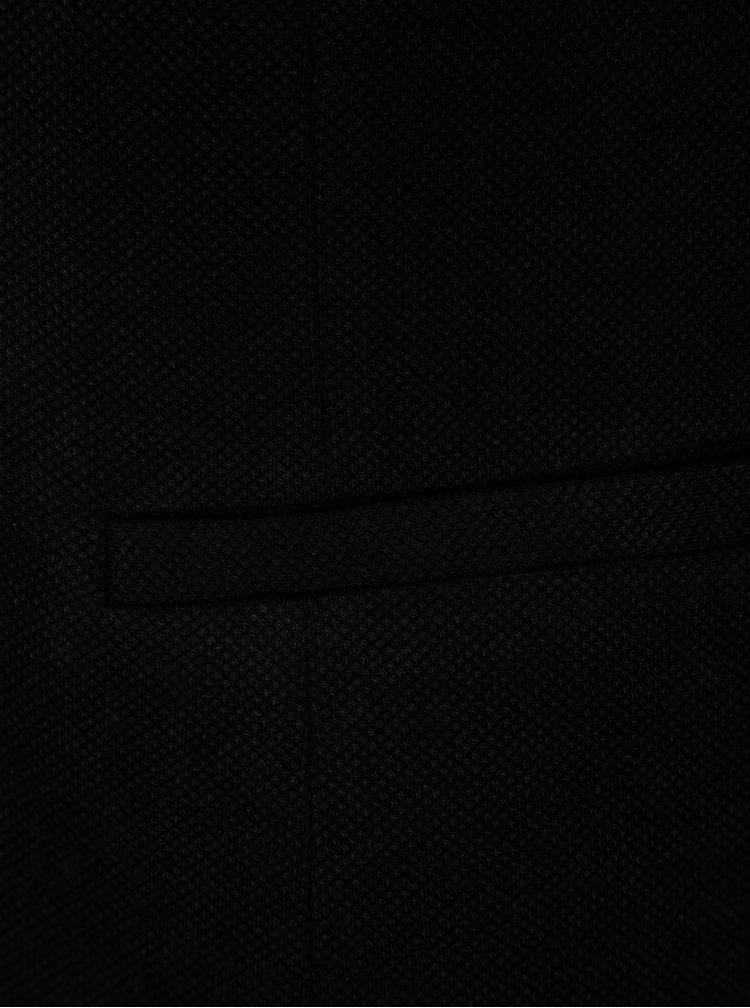 Černé sako Jacqueline de Yong Green