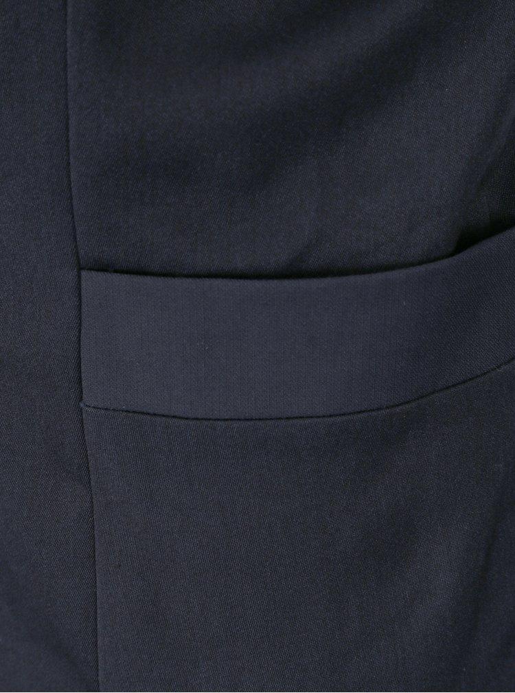 Tmavě modré sako VILA Allessia