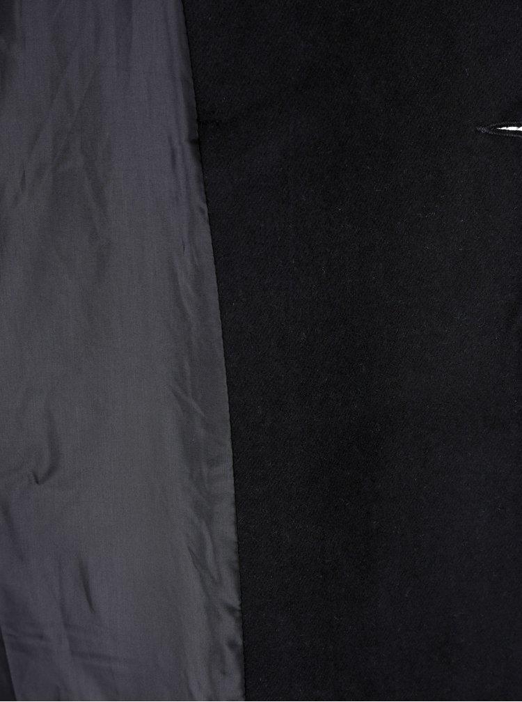 Černý kabát VERO MODA Siena