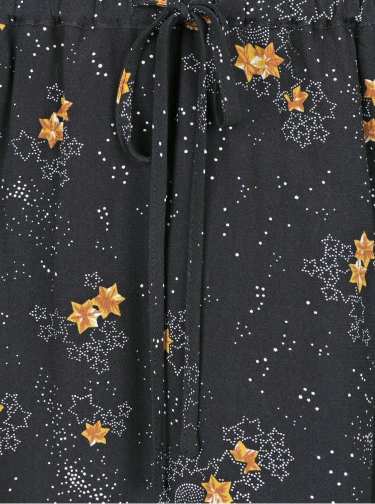 Černá sukně s motivem hvězd Scotch & Soda