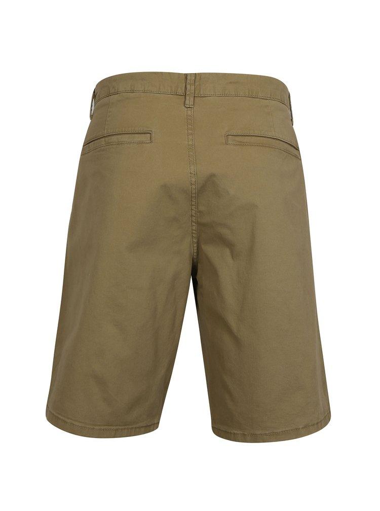 Pantaloni scurti chino verzi - ONLY & SONS Holm