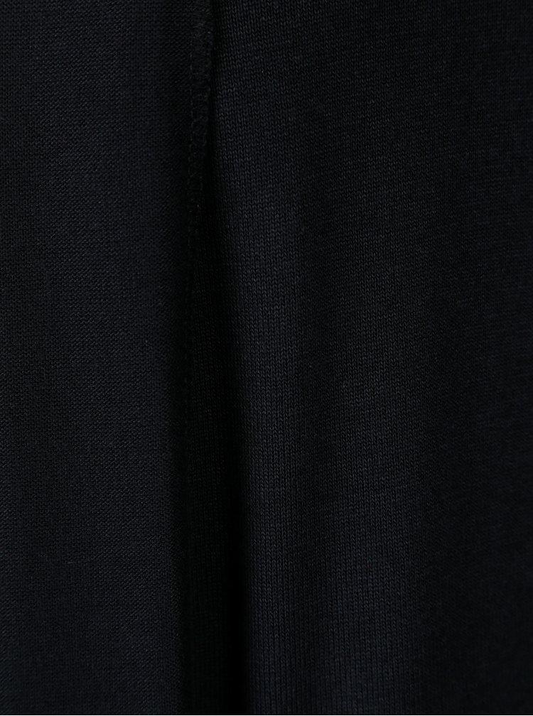 Tmavě modrý kardigan YEST