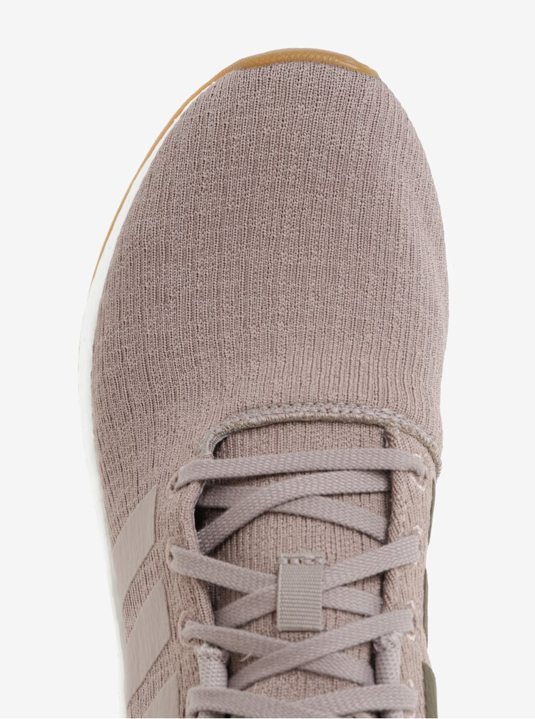 Světle hnědé pánské tenisky adidas Originals NDM R2