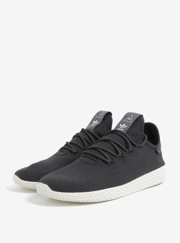 Černé pánské tenisky adidas Originals Tennis hu