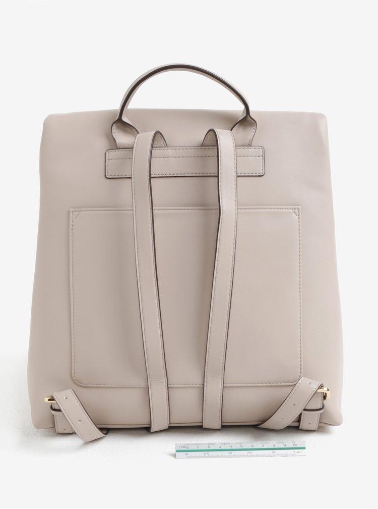Béžový elegantní batoh DKNY Tilly