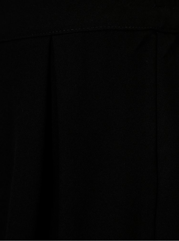 Fusta neagra cu pense mari Jacqueline de Yong Catia