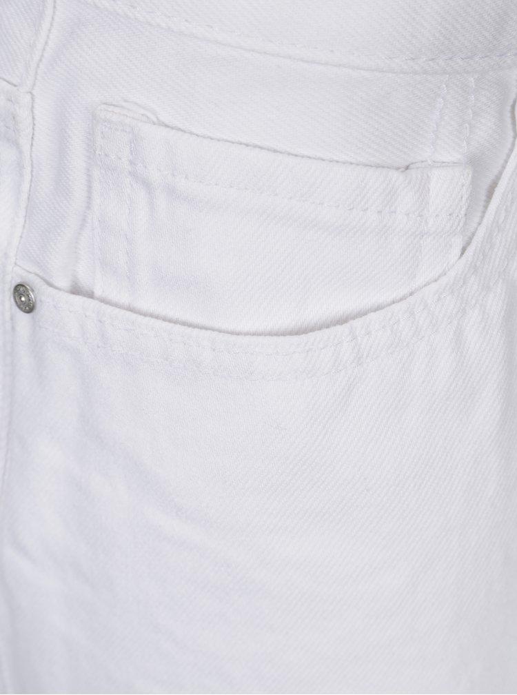 Bílé džínové kraťasy ONLY Divine