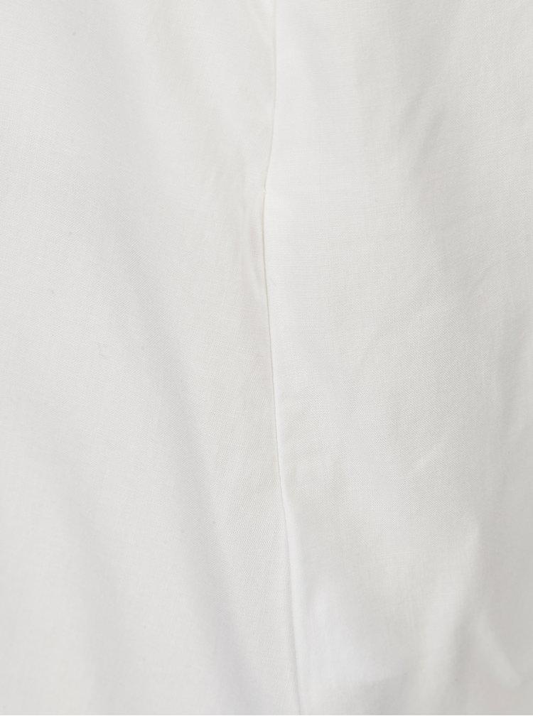 Bílý top na ramínka ONLY Nova