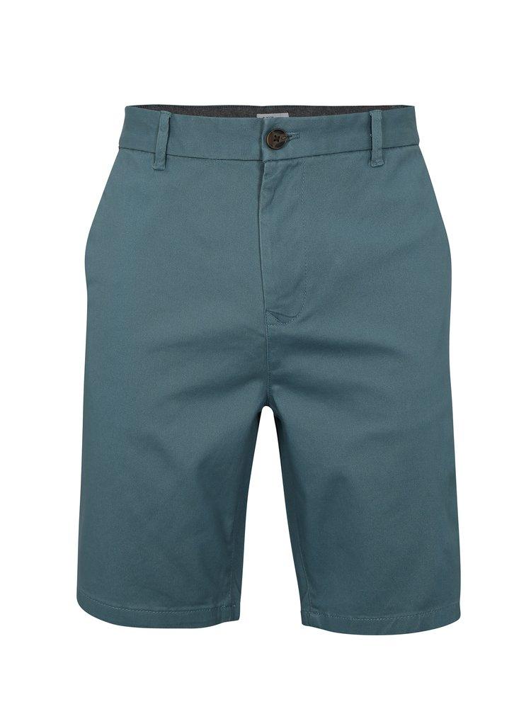 Pantaloni scurti chino albastri - Burton Menswear London