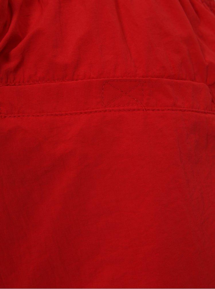 Červené plavky Burton Menswear London