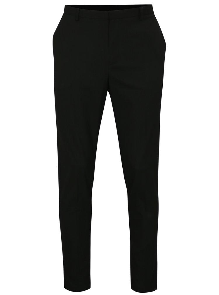 Černé kalhoty Burton Menswear London