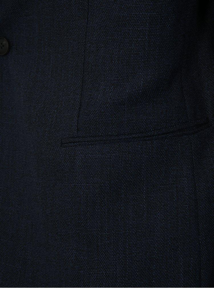 Tmavě modré sako Selected Homme One Venice