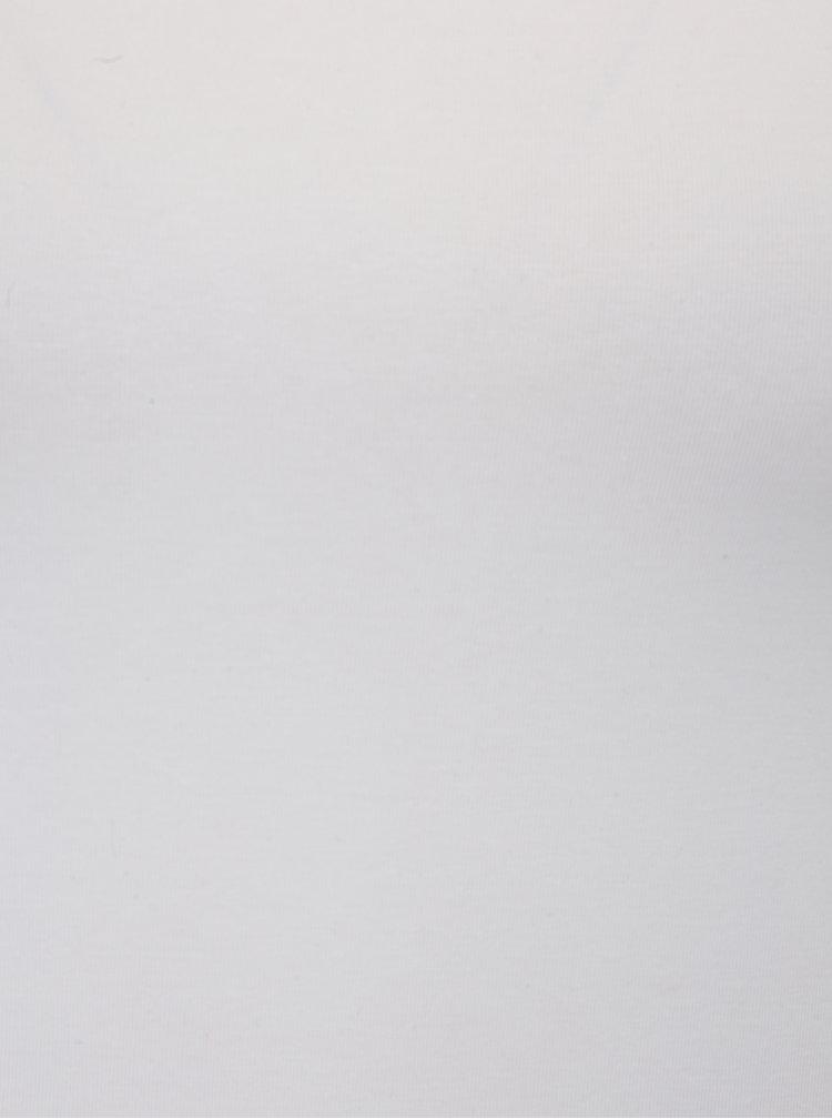 Sada dvoch basic tielok v bielej a čiernej farbe Dorothy Perkins