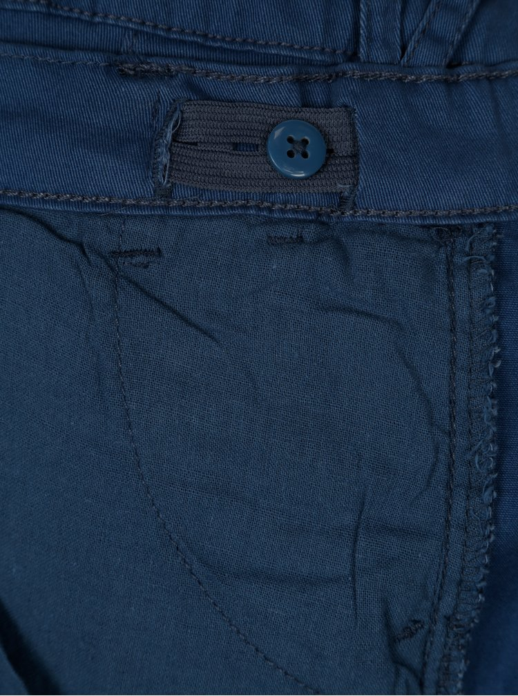 Modré klučičí regular chino kalhoty 5.10.15.