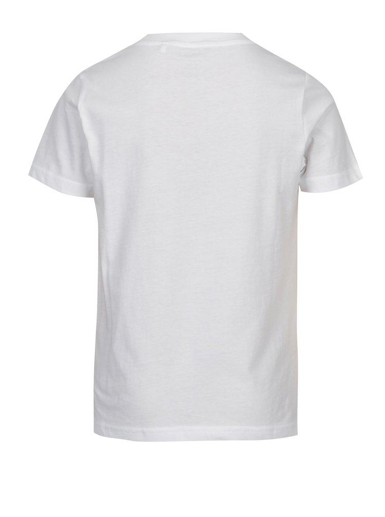 Černo-bílé klučičí tričko LIMITED by name it