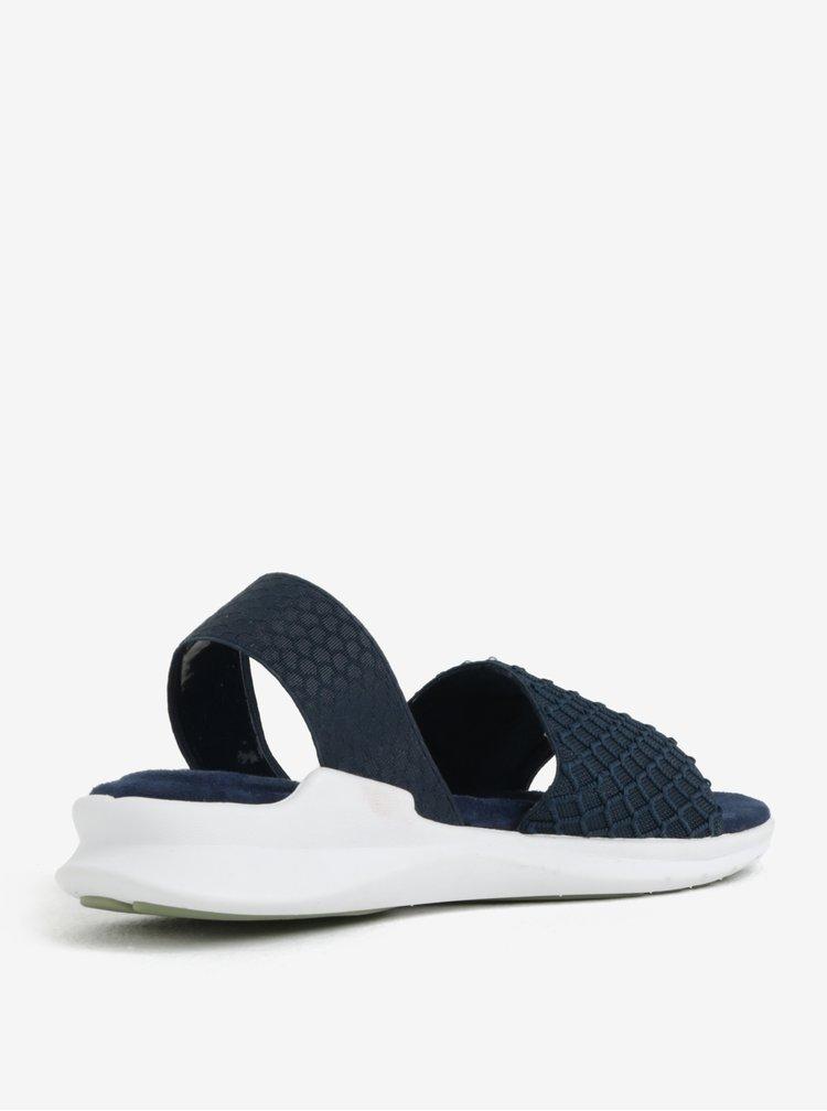 Sandale bleumarin cu bareta elastica - Tamaris