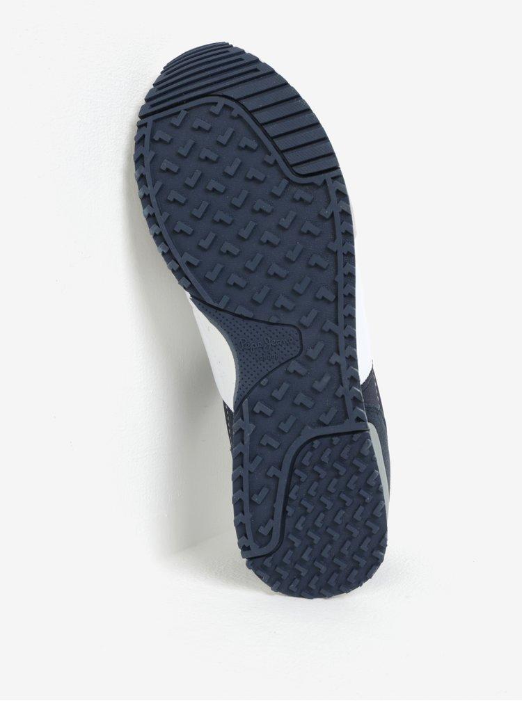 Modro-bílé pánské tenisky Pepe Jeans Tinker