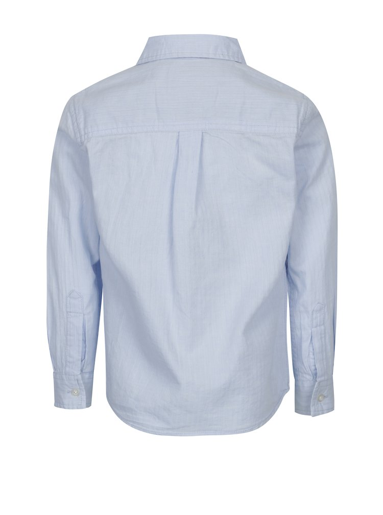 Světle modrá klučičí košile s kapsou 5.10.15.
