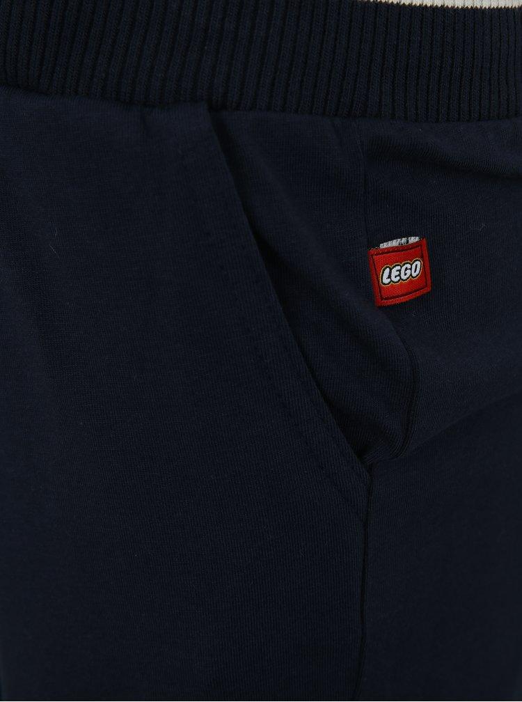 Tmavě modré klučičí kraťasy s kapsami Lego Wear Ping