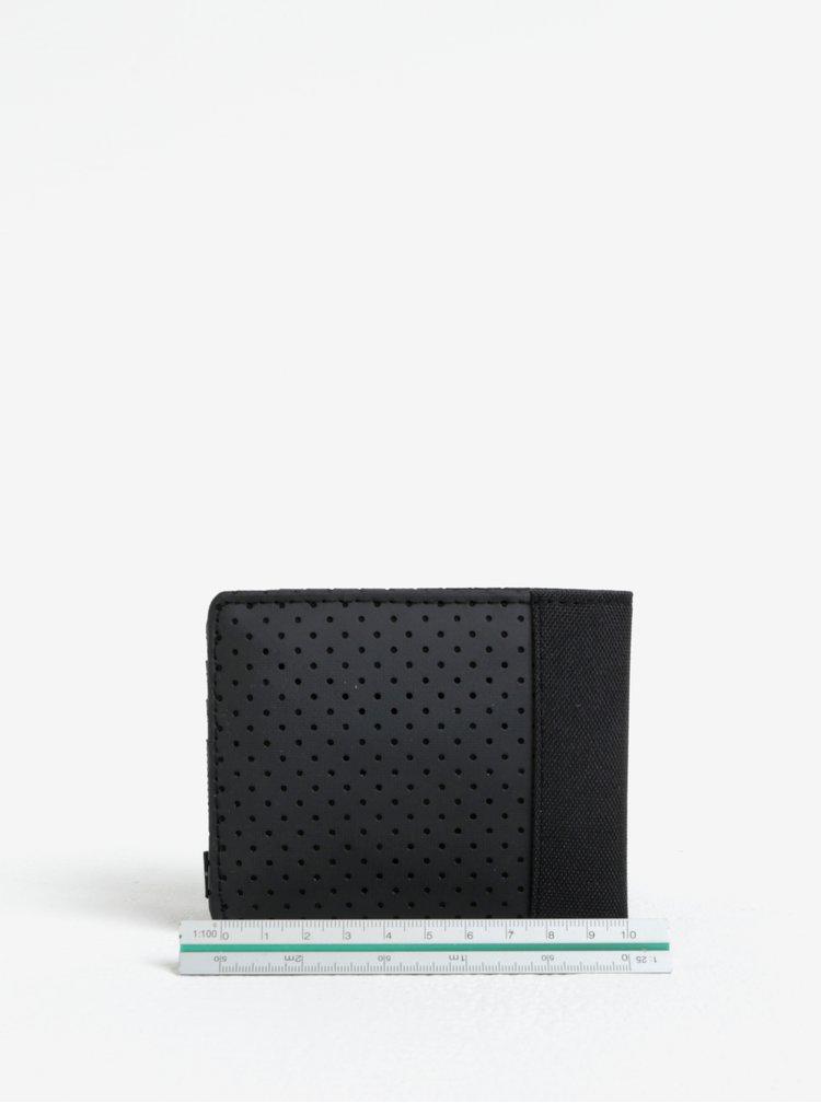 Černá pánská peněženka Herschel Edward