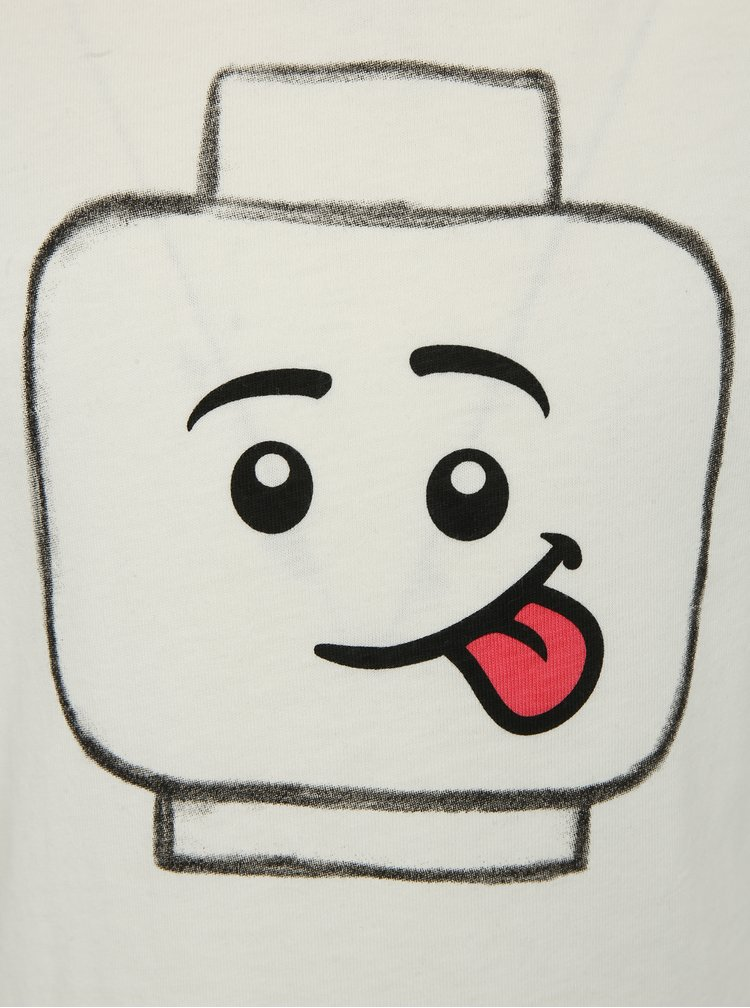 Modro-bílé klučičí tričko s potiskem Lego Wear Thomas