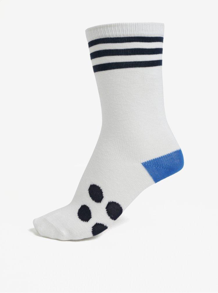 Modro-bílé holčičí ponožky Lego Wear Agata