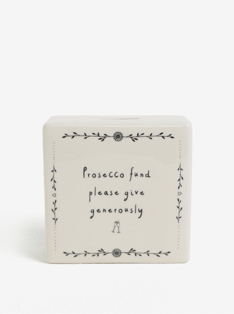 Pusculita ceramica cu mesaj - CGB