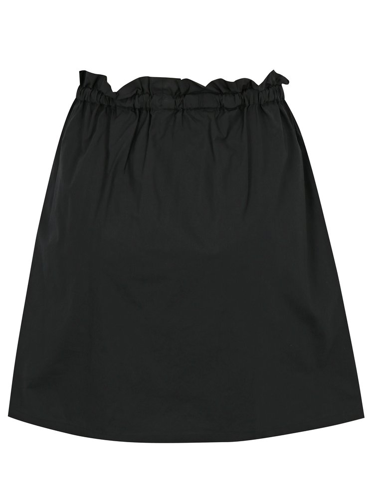 Černá minisukně s elastickým pasem Scotch & Soda