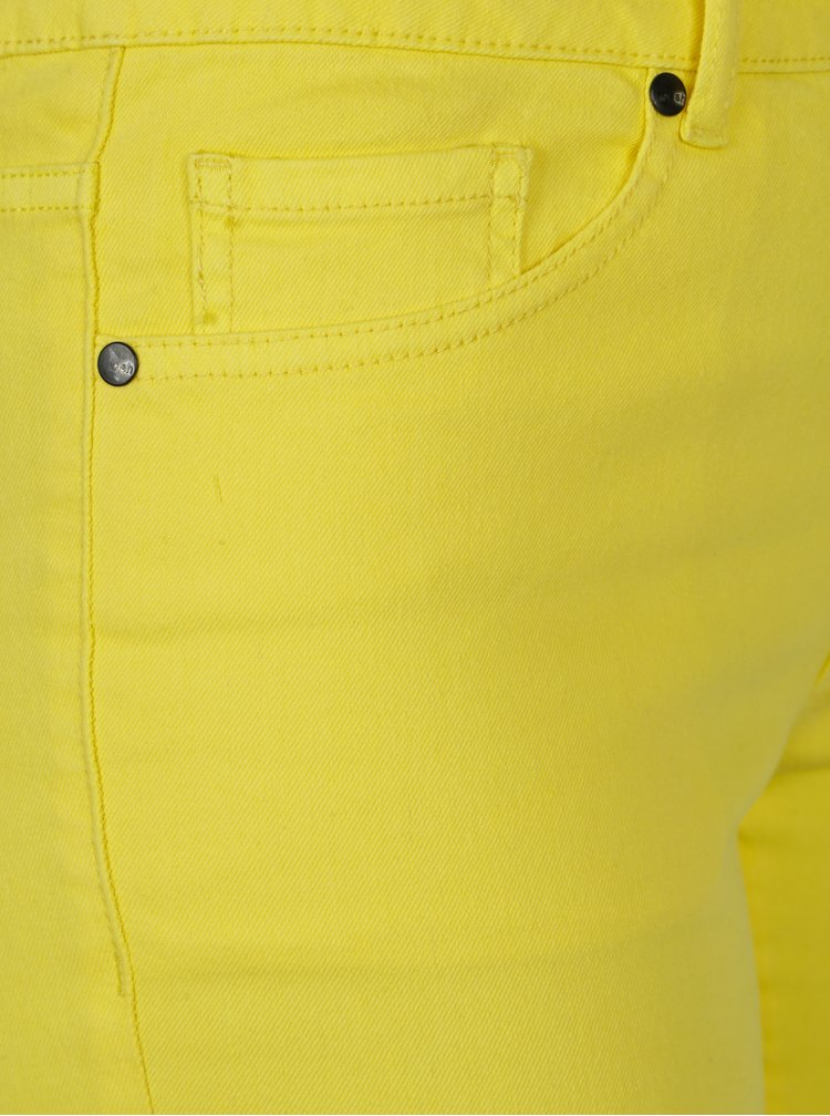 Žluté zvonové džíny SH Alcudete