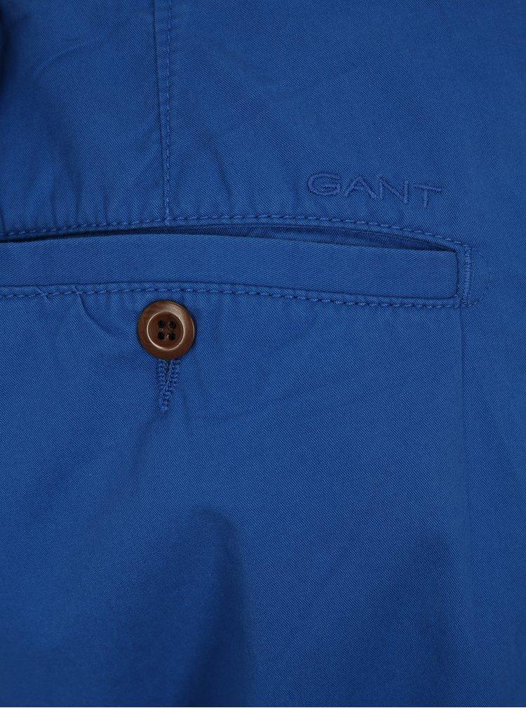 Modré pánské kraťasy GANT