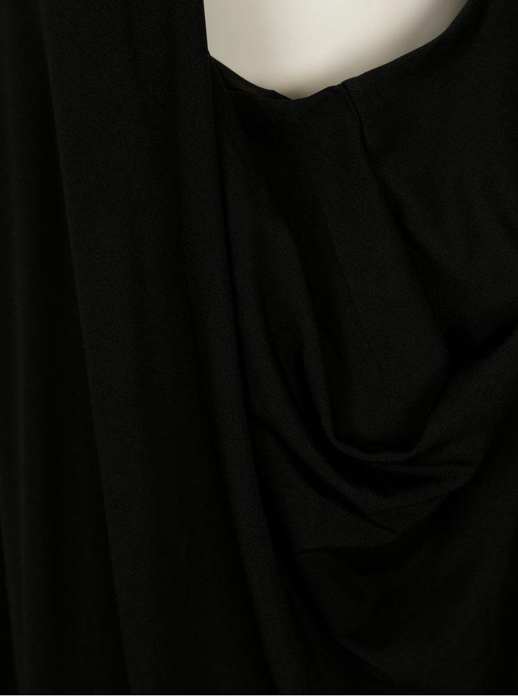 Černé balonové midišaty SH Pereirde
