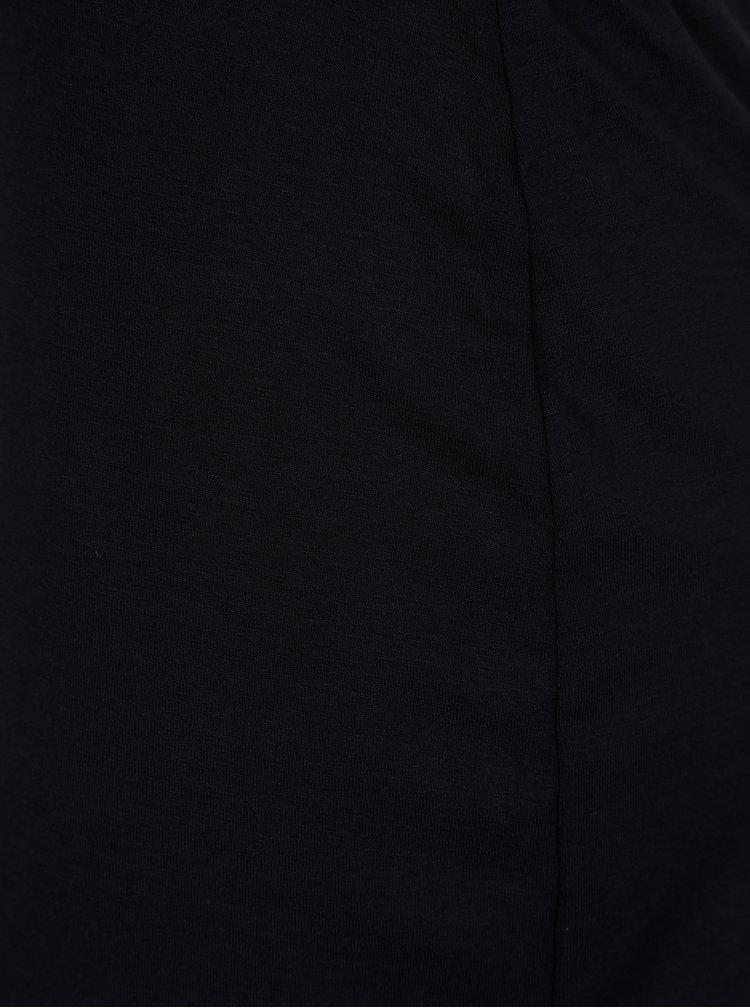 Tmavě modrá minisukně Yest