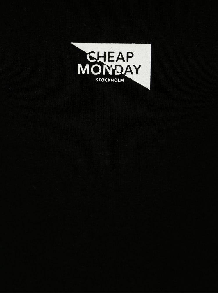 Černé body s potiskem Cheap Monday
